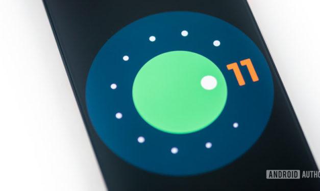 Android 11 trae un menú de presentación rediseñado y un atajo de captura de pantalla