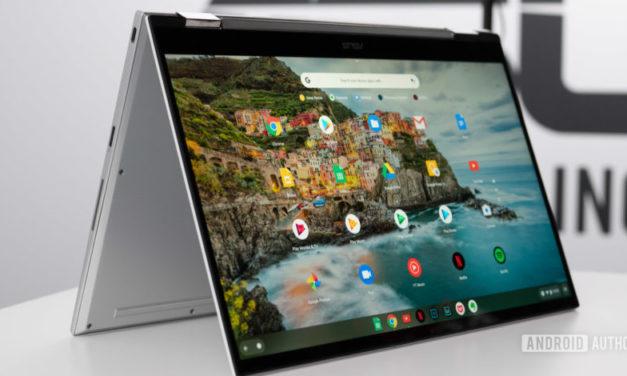 Asus Chromebook Flip C436 está disponible para su compra
