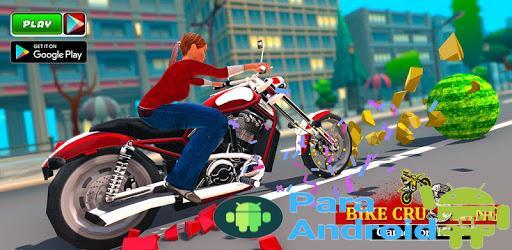 Bike Crushing Experiment Game