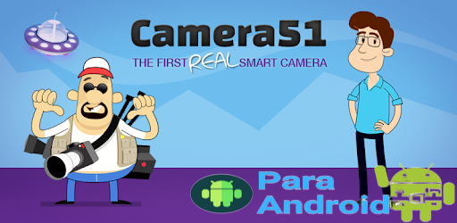 Camera51 – a smarter camera