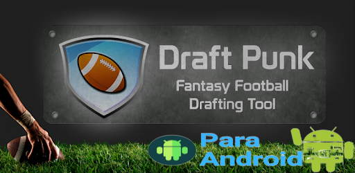 Draft Punk – Fantasy Football Draft Companion