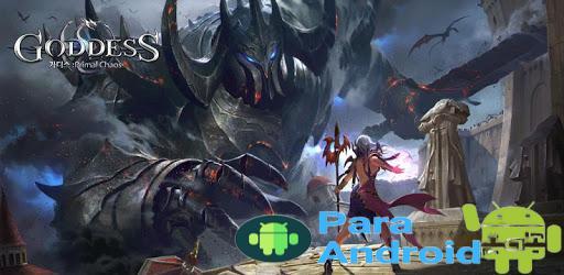 Goddess: Primal Chaos – Free 3D Action MMORPG Game