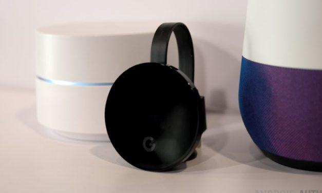Google Chromecast Ultra con control remoto finalmente podría llegar pronto