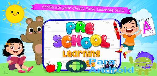 Kids Preschool Learning Games – 80 Toddler games