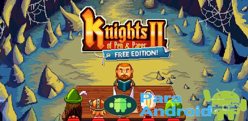 Knights of Pen & Paper 2, Pixel RPG, Retro Game