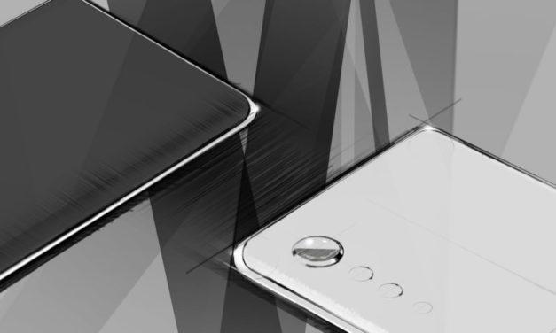 """LG presenta el diseño de la cámara """"Raindrop"""" para el misterioso teléfono inteligente que vendrá"""