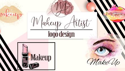 Makeup Artist Logo Design Maker