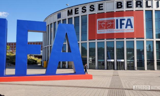 IFA 2020 sigue activo a pesar de la pandemia de COVID-19