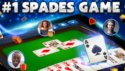 Spades Plus – Card Game