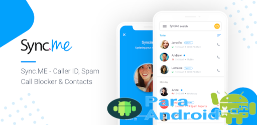 Sync.ME – Caller ID, Spam Call Blocker & Contacts
