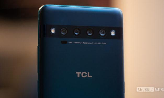 La serie TCL 10 incluye el primer teléfono inteligente 5G asequible de la compañía