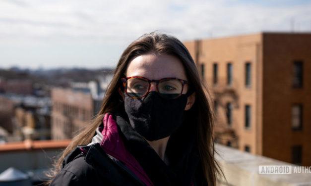 ¿Quieres renunciar a la seguridad por desbloquear la cara con una máscara?