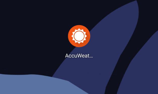 Te preguntamos, nos dijiste: AccuWeather es el nuevo campeón de las aplicaciones meteorológicas de Android