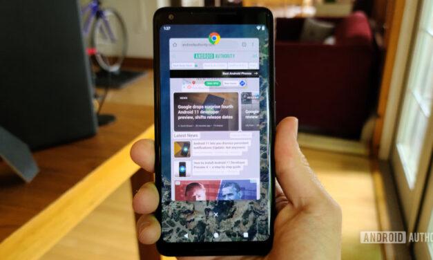 Copie y pegue fácilmente desde el menú de aplicaciones recientes en Android 11