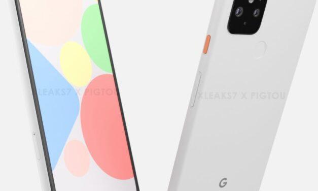 Si Google Pixel 4a XL no se hubiera cancelado, así es como se habría visto