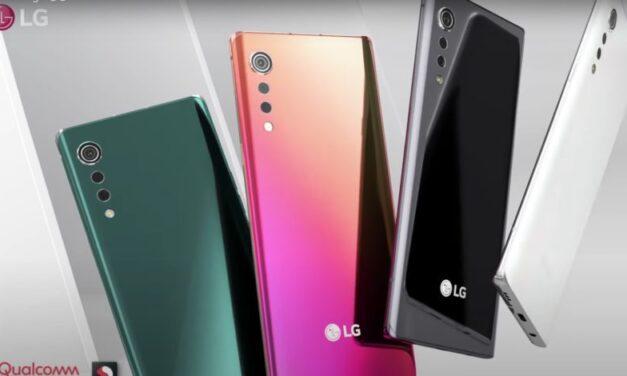 LG Velvet se dirige al oeste, lanzamiento europeo programado para junio