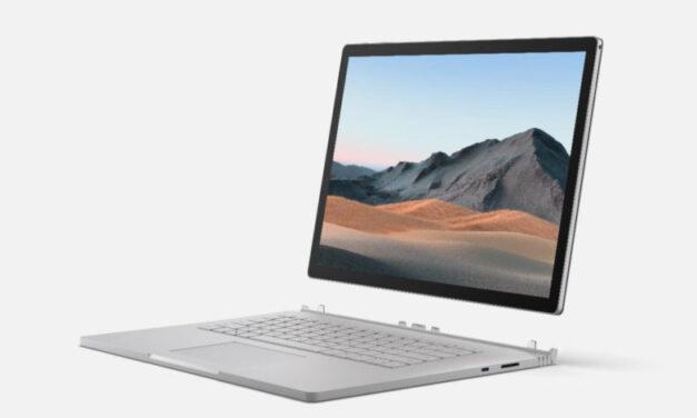 Llegaron los productos Microsoft Surface de próxima generación
