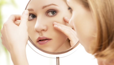 Mirror – Makeup and Shaving – Compact mirror