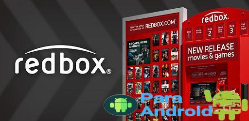 REDBOX: Rent, Stream & Buy