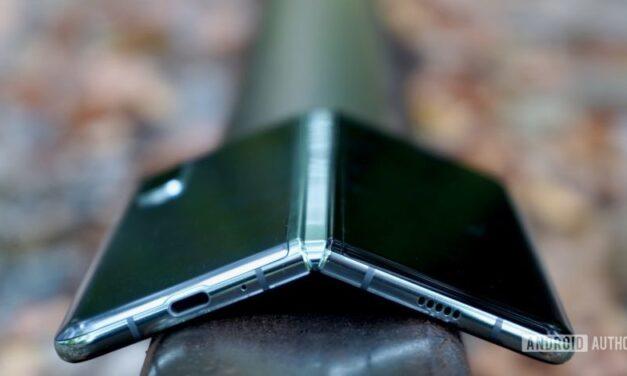 Podría haber un Samsung Galaxy Fold Lite en camino