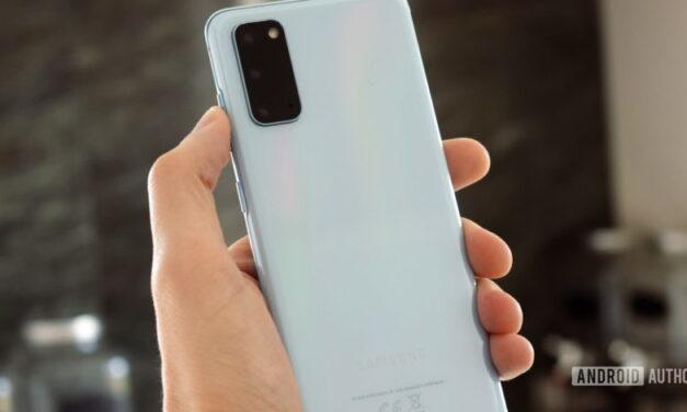 He aquí por qué no compraste un Samsung Galaxy S20
