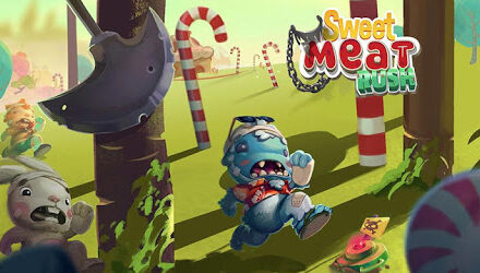 Sweet Meat Rush: Hell of a Runner