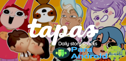 Tapas – Comics and Novels