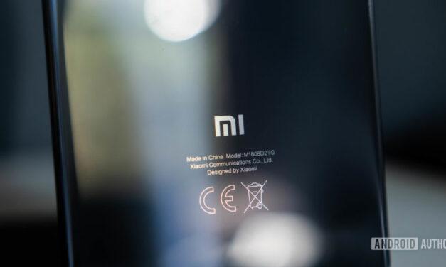 Xiaomi actualiza su confusa configuración de privacidad del navegador, nuevamente
