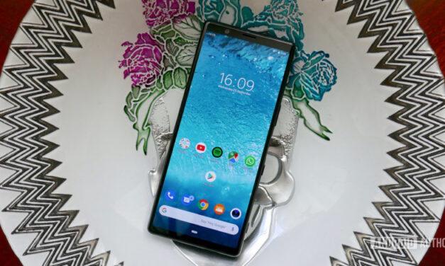 Las ventas de teléfonos inteligentes de Sony alcanzaron niveles récord en el primer trimestre de 2020