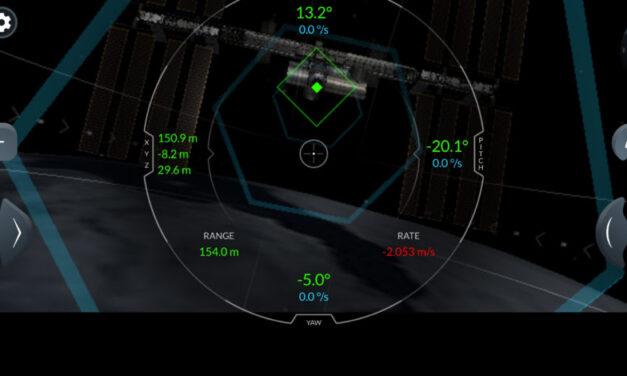 Pruebe el increíble simulador de acoplamiento de SpaceX en su teléfono o PC