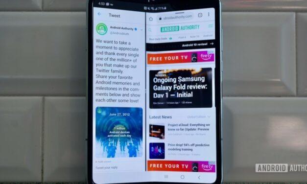 Samsung Galaxy Fold Lite se pospondrá hasta el próximo año