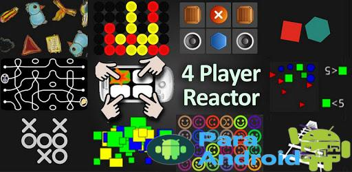 4 Player Reactor (Multiplayer)