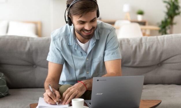 La gama Acer Chromebook Spin se expande con nuevas ofertas para particulares y particulares.