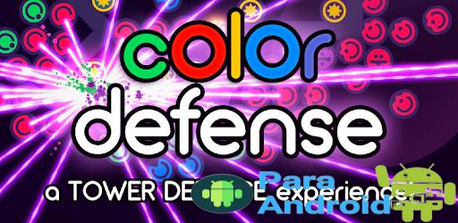 Color Defense – Tower Base Defense TD