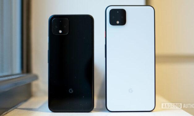 Encuesta: crees que Google Pixel 4 sigue siendo una buena compra