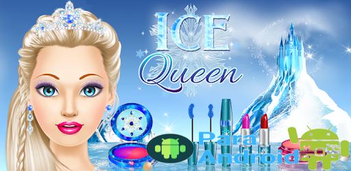 Ice Queen – Dress Up & Makeup