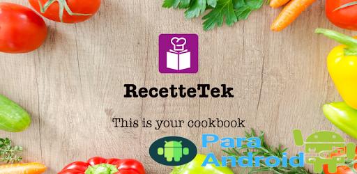 My Recipes Cookbook : RecetteTek
