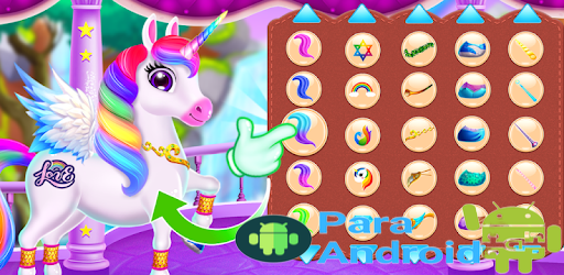 Rainbow Baby Unicorn – My Favorite Pet