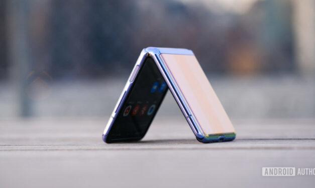 El Samsung Galaxy Z Flip 5G está un paso más cerca de la realidad