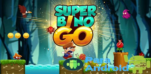 Super Bino Go – New Adventure Game 2020