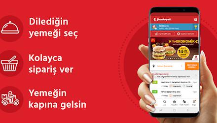 Yemeksepeti – Order Food & Grocery Easily