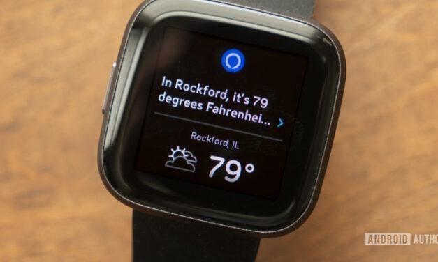 Fitbit pronto podrá recibir asistencia del Asistente de Google