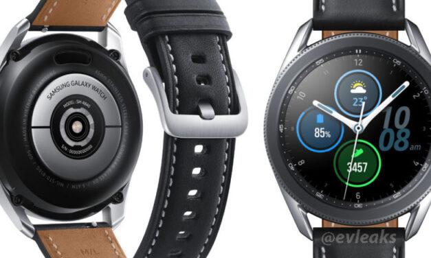 El mejor aspecto del Samsung Galaxy Watch 3 y más técnicas nuevas que debes conocer
