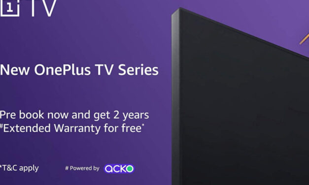 Ahora puede reservar previamente los últimos televisores OnePlus (más o menos)