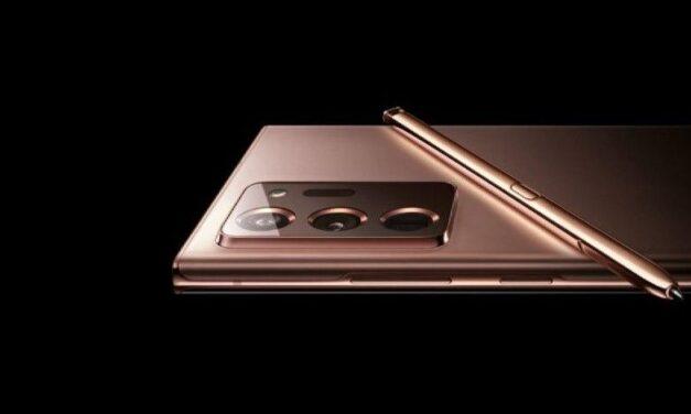 Samsung inicia las reservas de Galaxy Note 20 con un crédito instantáneo de $ 50