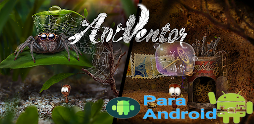 AntVentor: Point and Click adventure