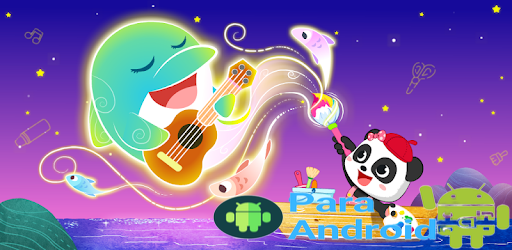 Baby Panda's Art Classroom: Music & Drawing
