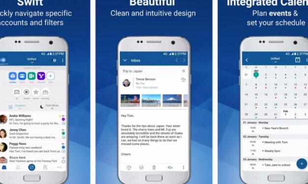 Blue Mail lanzó Play Store, los desarrolladores lo llaman represalia