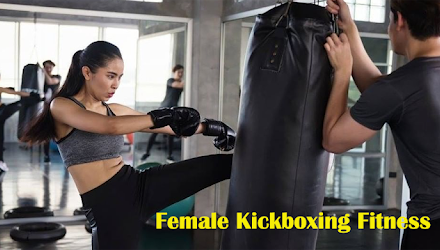Female Kickboxing Fitness – Self Defense