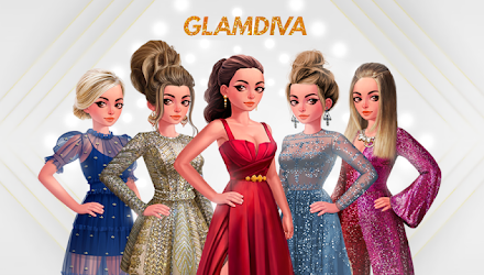 Glamdiva: International Fashion Stylist Dressup